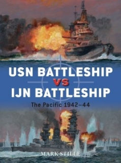 USN Battleship vs IJN Battleship, The Pacific 1942-44