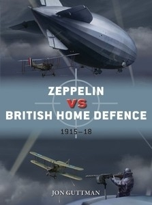 Zeppelin vs British Home Defence 1916-18