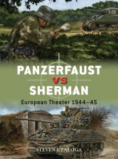 Panzerfaust vs Sherman, European Theather 1944-45