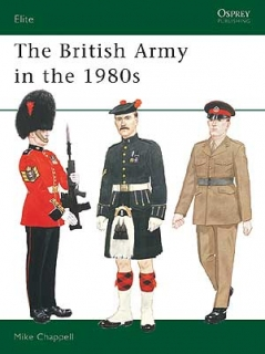 The British Army in the 1980