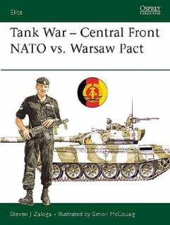 Tank War: Central Front NATO VS. Warsaw Pact