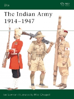 The Indian Army 1914-47