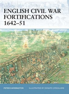 English civil war fortifications1642-51