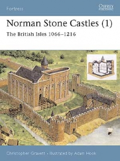 Norman Stone Castles (1)