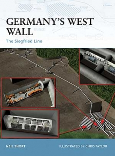 Germany's West Wall: The Siegrfied line