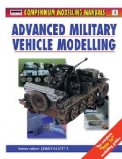 Advaced Military Vehicle Modelling