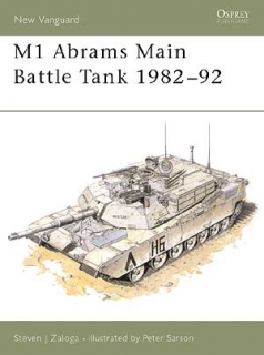 MI Abrams Main Battle Tank 1982-92