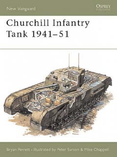 Churchill Infantry Tank 1941-51