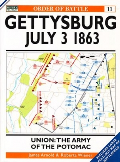 Gettysburg July 3 1863, Confederate: The Army of the Potomac
