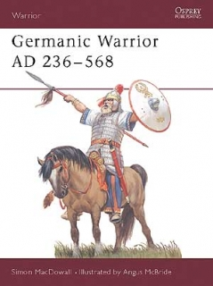 Germanic Warrior 236-568 AD