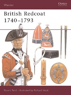 British Redcoat 1. 1740-93