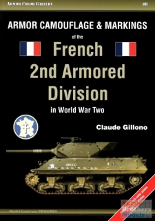 French 2nd Armored Division in WW Two