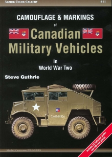 Camouflage and Markings of Canadian Military Transport in WW II