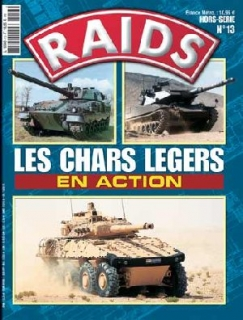 No. 13 Les chars legers en action
