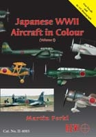 Japanese WW2 Aircraft in Colour (Volume I)