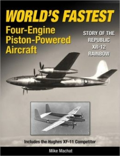 World´s Fastest Four-Engine Piston-Powered Aircraft