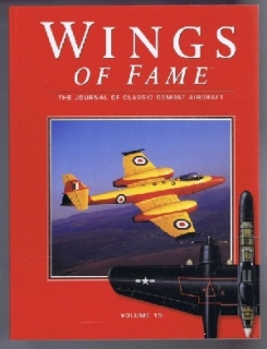 Wings of Fame - Volume 15