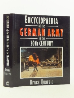 Encyklopedia of the German Army in the 20th Century