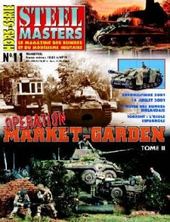 no.11 Operation Market-Garden tome II
