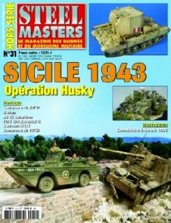 no.31 Sicile 1943 Operation Husky