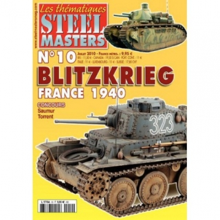 no.10 Blitzkrieg France 1940