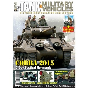Tank and Military Vehicles 25