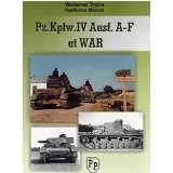 PzKpfw IV Ausf. A-F at War (English)