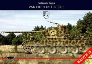 Panther in Color - Waffen SS (English)
