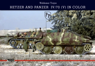 Hetzer and Panzer IV/70(V) in Color (English)