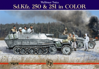 Sd.Kfz.250 and 251 in Color (English)