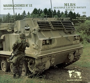 War Machine No.12 MLRS