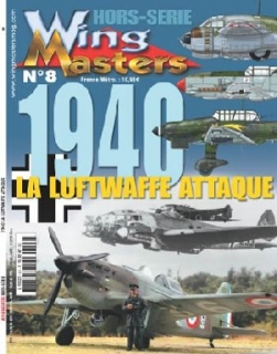 no.8 1940 La Luftwaffe attaque