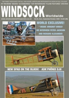 Windsock International Vol.25, No.5