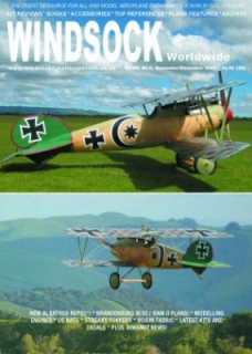 Windsock International Vol.25, No.6