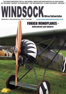 Windsock International Vol.28, No.1