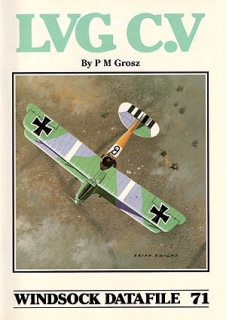 RAF FE8 - WINDSOCK DATAFILES 74 - ALBATROS PRODUCTIONS - WW1