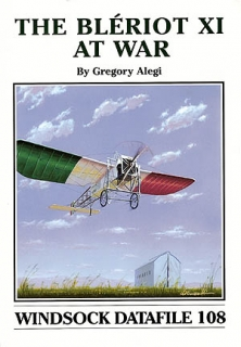Bleriot XI at war