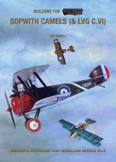 Sopwith Camels (and LVG C.VI)