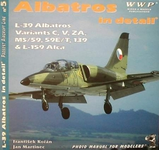 L-39 Albatros in detail