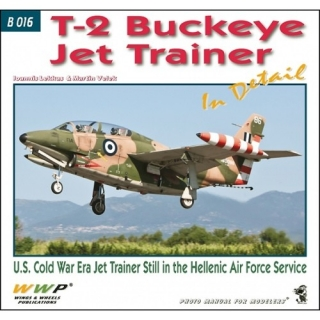 T-2 Buckeye Jet Trainer in detail