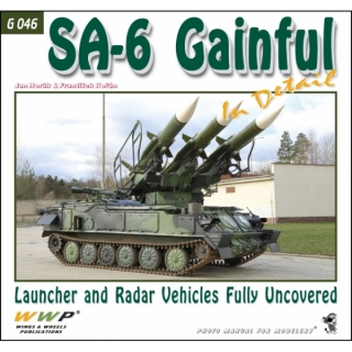 SA-6 Gainful and SURN radar in detail