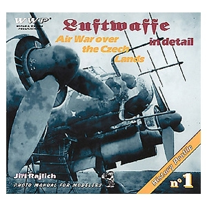 Luftwaffe in detail (Air War over the Czech Lands)