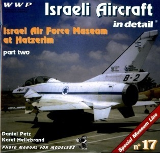 Israeli Aircraft in detail Pt.2
