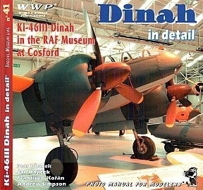 Ki-46 Dinah in detail
