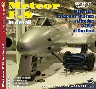 Meteor F.8 in detail