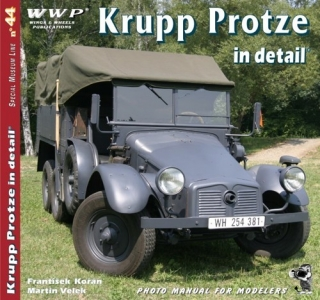 Krupp Protze in detail