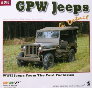 GBP Jeep in detail