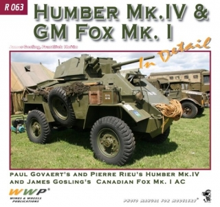 Humber Mk.IV and GM Fox Mk.I In Detail