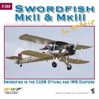 Swordfish Mk.2 & Mk.3 in detail