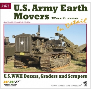 U.S. WWII Earth Movers in detail